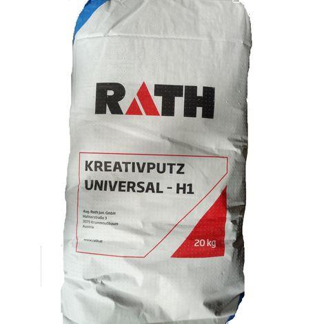 Enduit créatif polyvalent 0-1 mm- En sac de 20 kg
