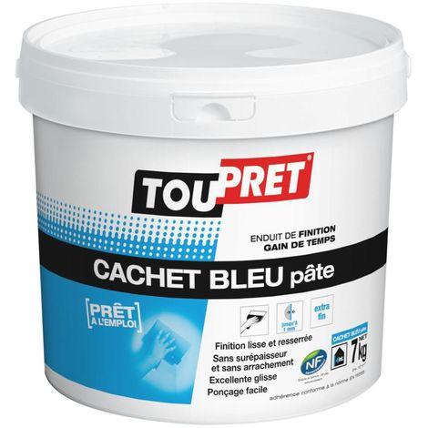 Enduit de finition Cachet Bleu pâte 7kg