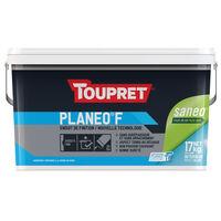 Enduit de finition et lissage Toupret Planeo F (17kg) : application ultra facile et assainit l'air intérieur