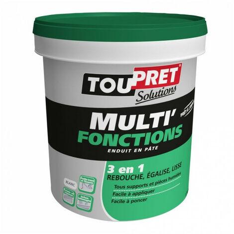 Enduit de rebouchage multi'fonctions 3 en 1 Toupret- plusieurs modèles disponibles
