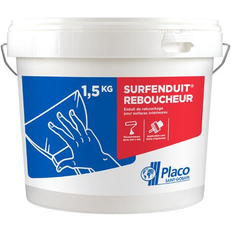 """main image of """"Enduit de rebouchage Placo ® 1,5 kg - pâte prête à l'emploi Surfenduit® Reboucheur"""""""