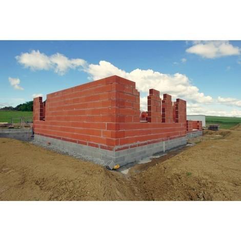 Enduit d'impermeabilisation fondations et murs Gris