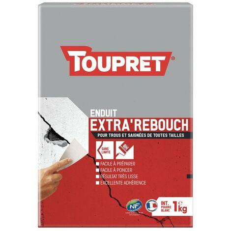 Enduit Extra Rebouch Poudre 1kg - TOUPRET