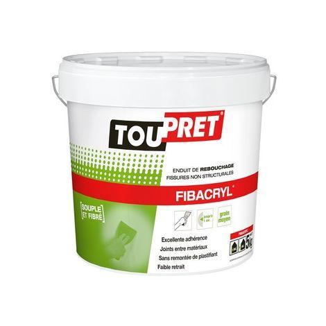 ENDUIT FIBACRYL 1 KG - TOUPRET
