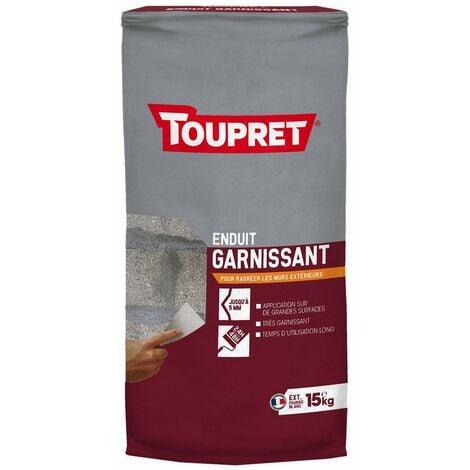 Enduit Garnissant Poudre 15kg - TOUPRET