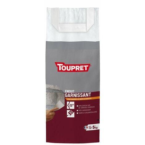 Enduit Garnissant Poudre 5kg - TOUPRET
