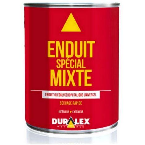 Enduit Gras mixte de finition DURALEX en pâte spécial laque