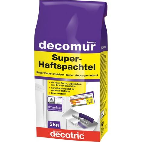 Enduit intérieur Decomur 5KG