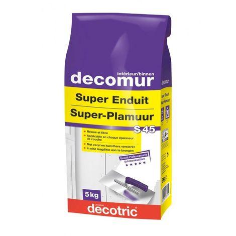 Enduit intérieur Decomur Decotric 5 kg