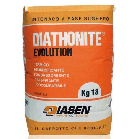 Enduit liège à projeter Diathonite Evolution Sac de 18kg | ANX_DIATHONITE_EVO de 0 - Sac de 18kg