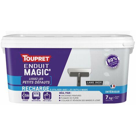Enduit Magic Liss Pate 7kg - TOUPRET