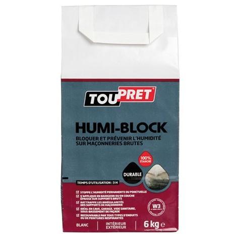 Enduit poudre anti-humidité 6kg