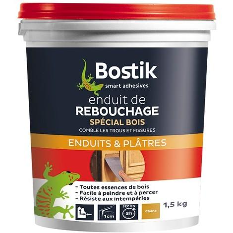 """main image of """"Enduit rebouchage bois pâte 1,5kg"""""""