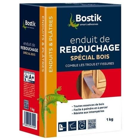 """main image of """"Enduit rebouchage bois poudre 1kg"""""""