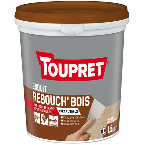 Enduit Rebouch'Bois pâte 1,5kgr