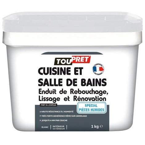 Enduit renov' cuisine & bain - plusieurs modèles disponibles