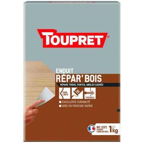 Enduit Repar'Bois poudre 1kg