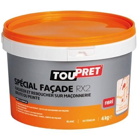 ENDUIT SPECIAL FACADE PATE 4KG GSB
