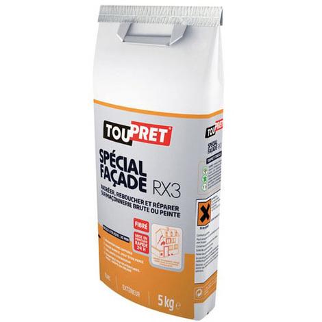 Enduit Toupret spécial façade RX3 poudre 5kg