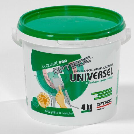 Enduit universel multifonction Optiroc 4 kg - pâte prête à l'emploi