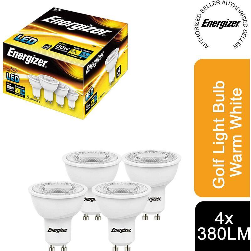 Image of 6500 K Energy Saving GU10 LED Dimmable - Energizer
