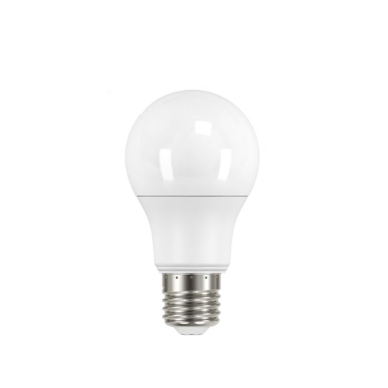 Image of 9W RGBW Colour Changing E27 GLS LED Opal Bulb ES with Remote Control - Energizer