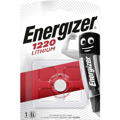 Energizer CR1220 Knopfzelle CR 1220 Lithium 40 mAh 3V 1St. Y119941
