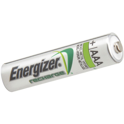 Energizer® ENGRCAAA700 AAA Rechargeable Batteries 700 mAh Pack of 4