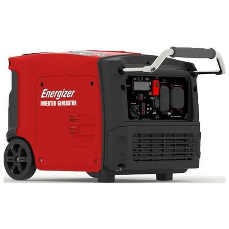 ENERGIZER Groupe électrogène silencieux Inverter télécommande 3200W EZG3300i