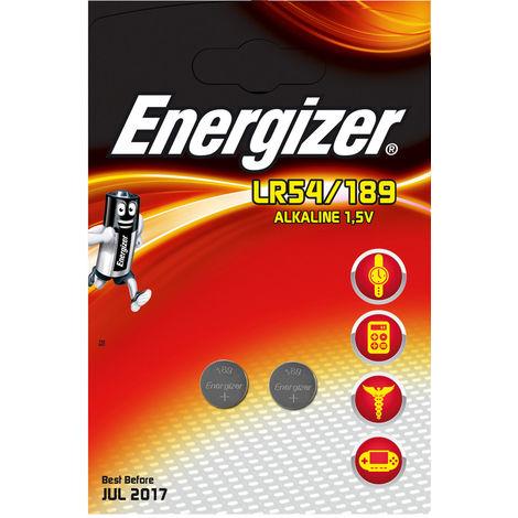 Energizer Knopfzelle LR54/189/623058 Inh.2
