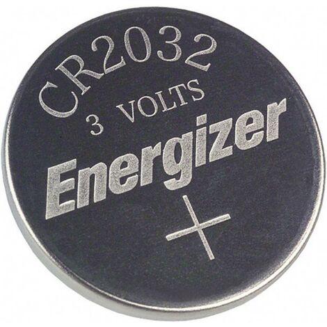 Energizer® Knopfzellen/ 628747, Ø20 x H3,2 mm CR2032 Inh. 2