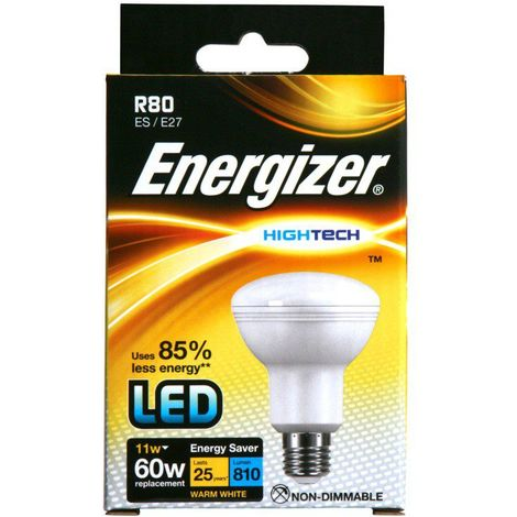 White 800l60w Led Warm Es R80 S9016 Energizer 12w EDWIYbH29e