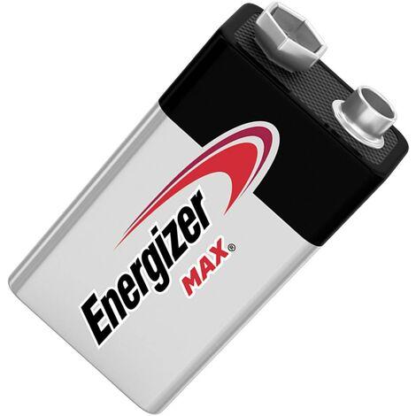 Energizer Max 6LR61 9V Block-Batterie Alkali-Mangan 9V 1St. Y227351