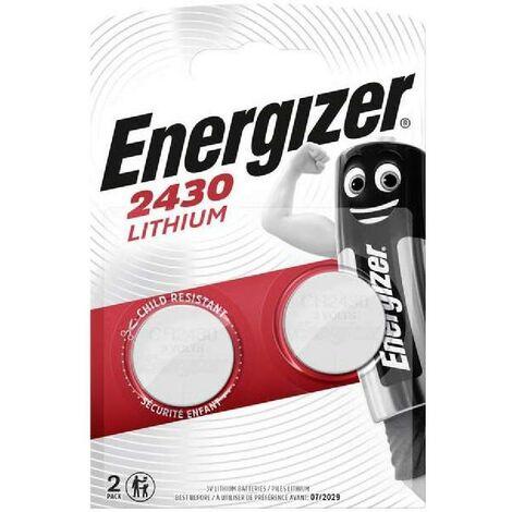 ENERGIZER Pile bouton au Bouton Lithium CR1025 3 V 1-Blister