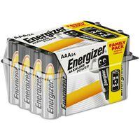 Energizer Power Pack de 24 pilas alcalinas