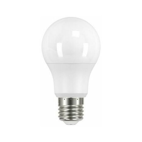 Energizer S8863 LED ES (E27) Opal GLS Non-Dimmable Bulb, Warm White 806 lm 9.2W