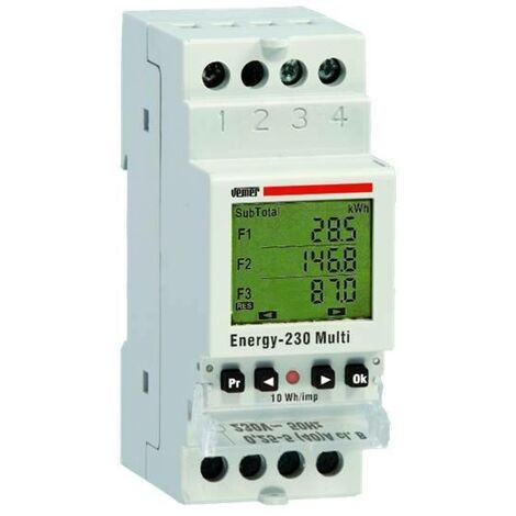 ENERGY-230 MULTI CONTACTOR SINGLE-PHASE DIRECT ENERGY VE429700