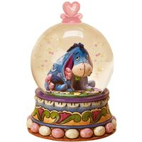 Enesco Disney Traditions Pale di Neve Eeyore, Pvc, Multicolore, 6x8x9.5 cm