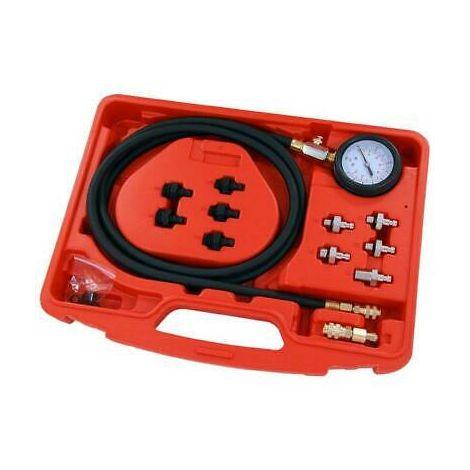 Engine Oil Pressure Test Kit Tester Oil Warning Devices