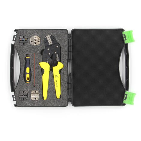 Engineering Ratcheting Terminal Crimping Pliers