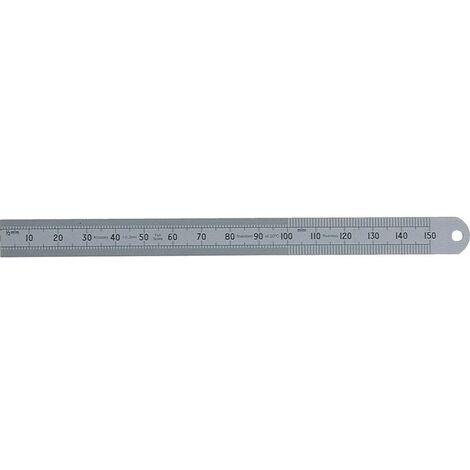1000mm KS Tools 300.0112  Semi-flexible steel rule