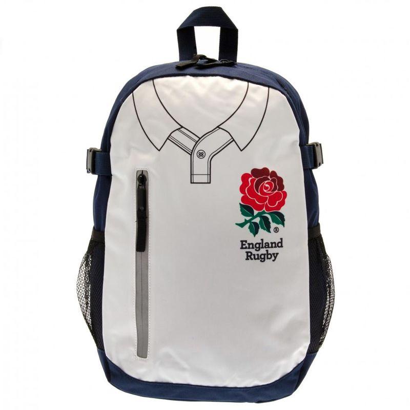 Image of England RFU Kit Backpack (One Size) (White/Navy)
