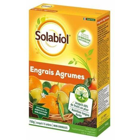 Engrais Agrumes bio