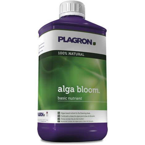 engrais biologique Alga Bloom floraison 500 ml - Plagron