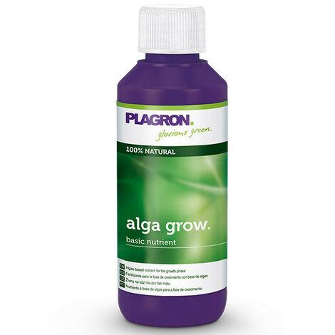 engrais biologique Alga Grow croissance 100 mL - Plagron