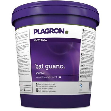 engrais biologique Bat Guano 1L - Plagron , guano chauve souris