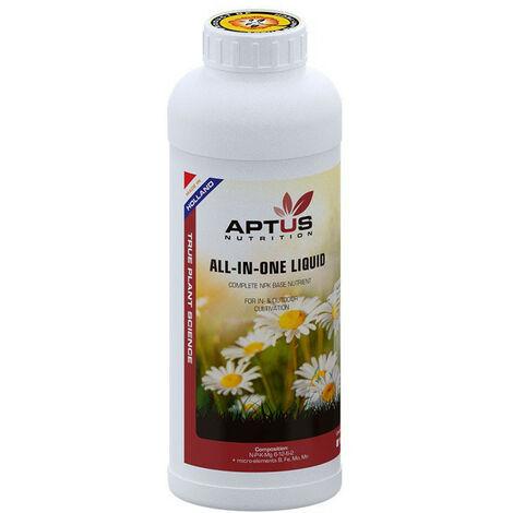 Engrais complet All-In-One Liquid 1L - Aptus