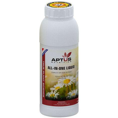 Engrais complet All-In-One Liquid 500mL - Aptus