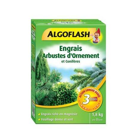 Engrais Conifères et Arbustes d'Ornement, Action prolongée 1.8kg
