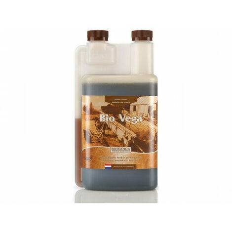 Engrais Croissance biologique Bio Vega 1 litre - Biocanna